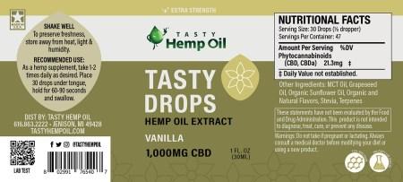 Label-Tasty-Drops-1oz-1000mg-Vanilla