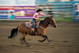 True joy: Billy Barker Days Rodeo