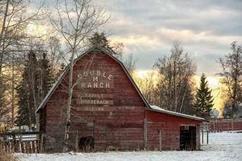 A beautiful, typical-of-this-area barn