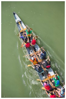 Dragon boaters 2