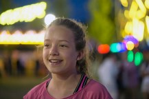 Bokeh and a beautiful almost-teen posing. (Yes, I do know her and yes, she was happy for me to take the photo.)