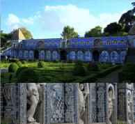 Marquês da Fronteira Palace - Tile Works