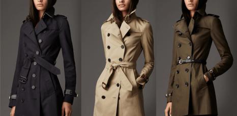 Burberry - Trench Coat