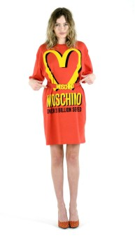 Moschino FW 14-15 Runway Capsule Collection
