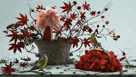 Christian Louboutin by Peter Lippmann