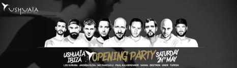 Ushuaïa Opening Party