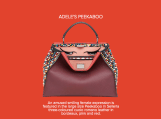 Adele's Peekaboo - Fendi