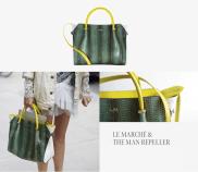 Le Marché by The Man Repeller - Nina Ricci