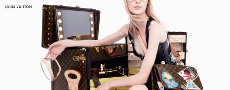 Louis Vuitton by Cindy Sherman