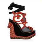 The Great Wedge of China by Charlotte Olympia