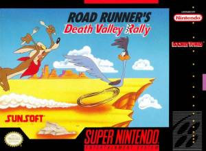 Death Valley Rally Cover Art