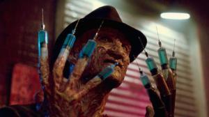Freddy Needle glove