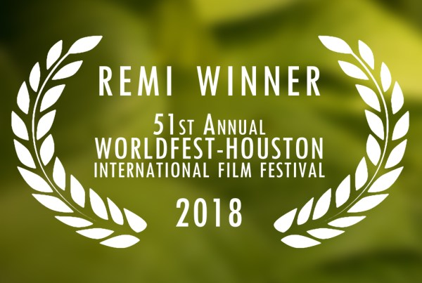 WorldFest Houston, 2018, Film Festival, All Things Beautiful, Official Selection, Remi Winner, Remi Award, Ava Torres, Helmann Wilhelm, Short Film, filmmakers