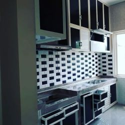 Kitchen Set Aluminium, sumber ig dhiproject2020