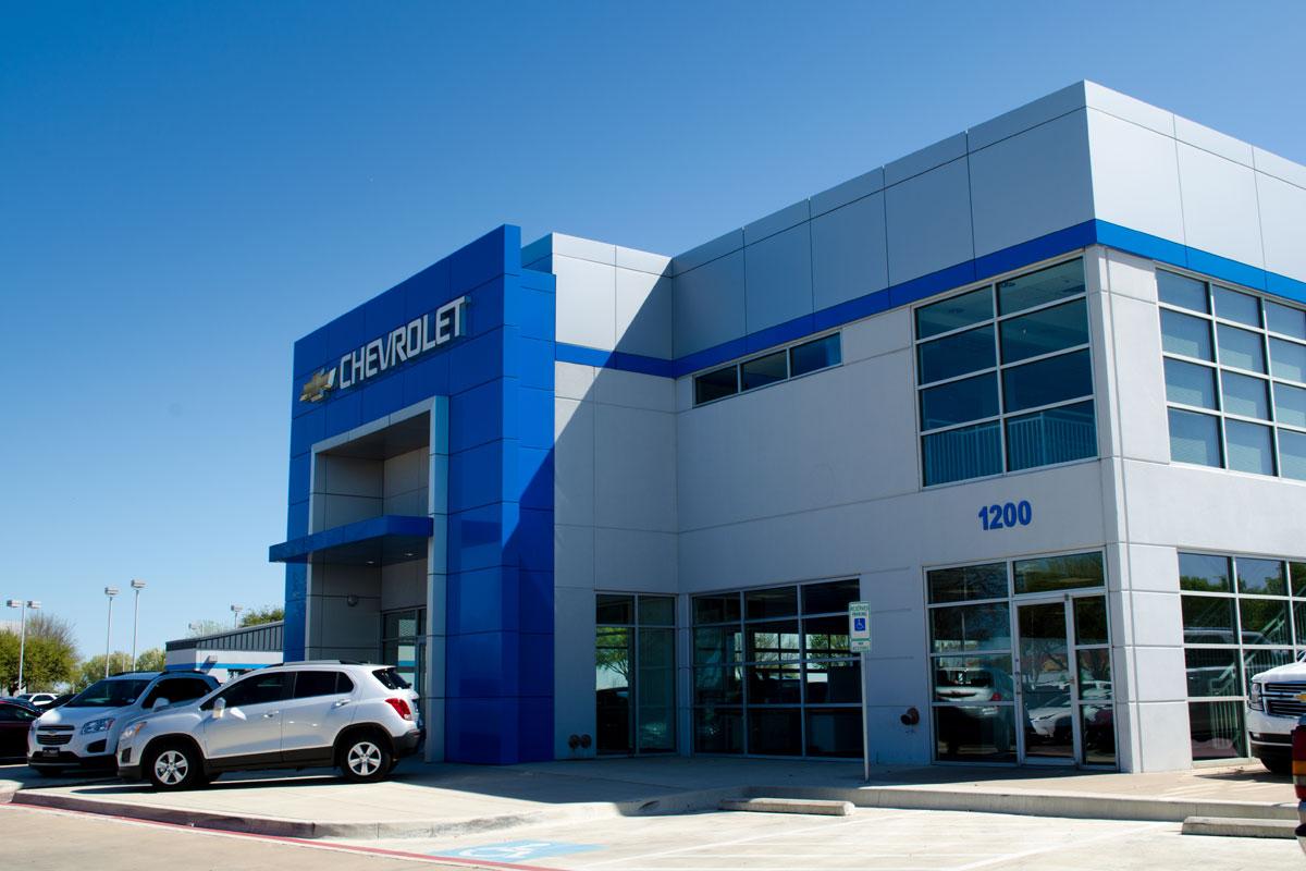 Vandergriff Chevrolet Chevrolet Service Center  Autos Post