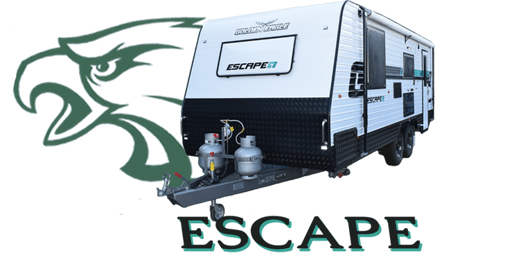 "Escape ""family caravans"""