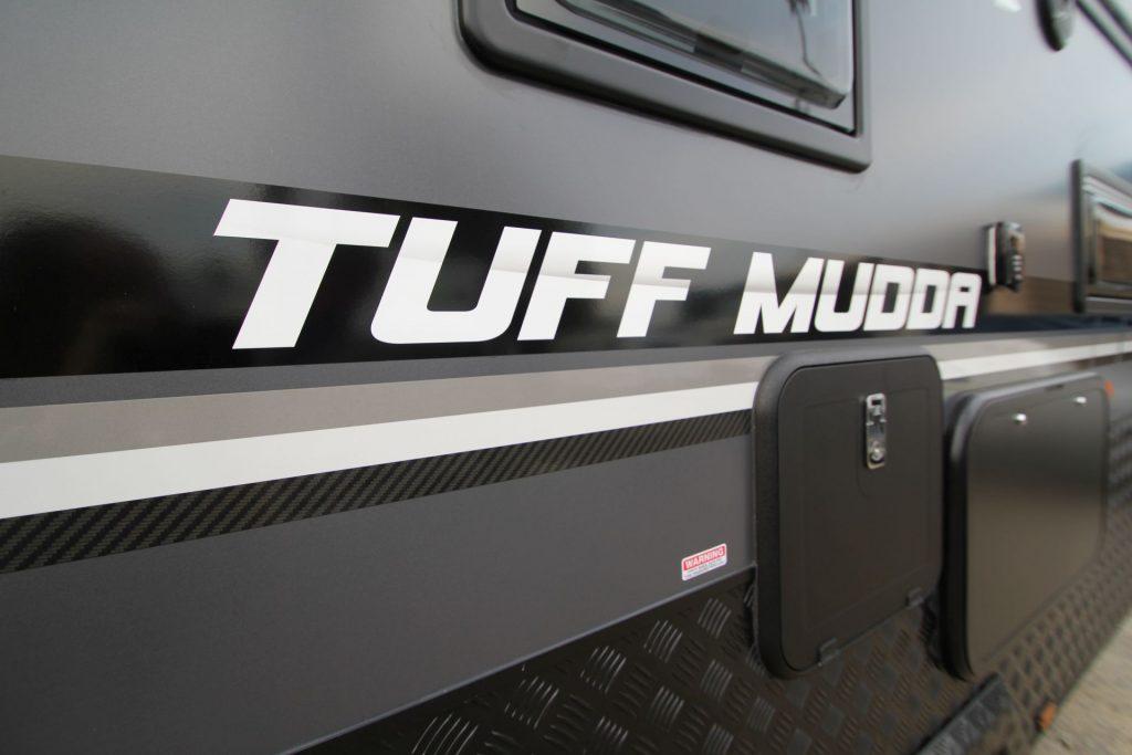 "Tuff mudda ""toy hauler "" expander range"