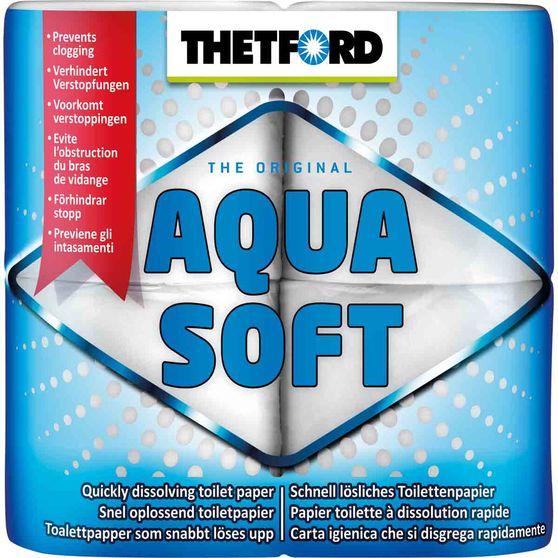 aqua soft toilet papper