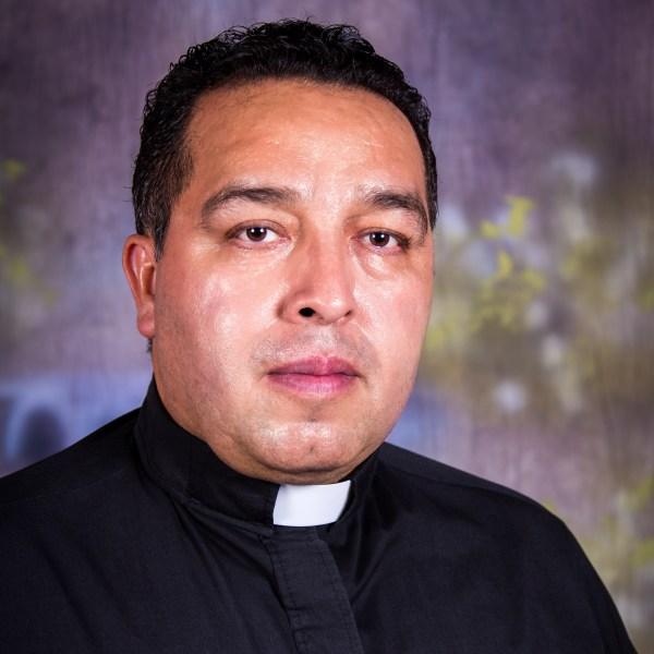 Father Benito portrait.