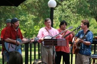 Outdoor Concert at Canterbury