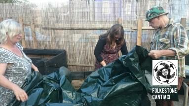 Folkestone, Folkestone Cantiaci, Cantiaci, Community, Transition Town, Space Gallery, Planters, DIY