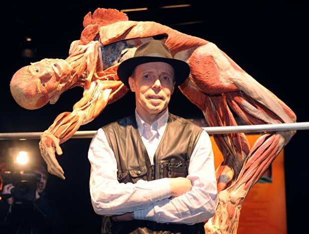 Gunther von Hagens, Body Worlds