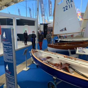Dinghy 12 Bonaldo Salone di Genova 2020