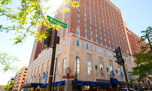 Hilton Milwaukee City Center near Milwaukee, WI