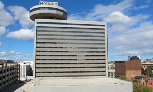 Hyatt Regency Milwaukee by 53203