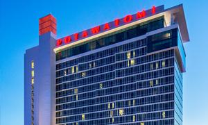 Potawatomi Hotel & Casino near Milwaukee, WI