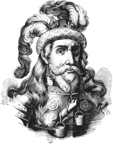 Gian Galeazzo Visconti - storia del Monterosso Val d'Arda doc Colli Piacentini