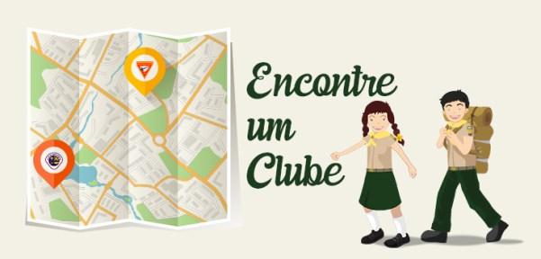 Encontre um Clube