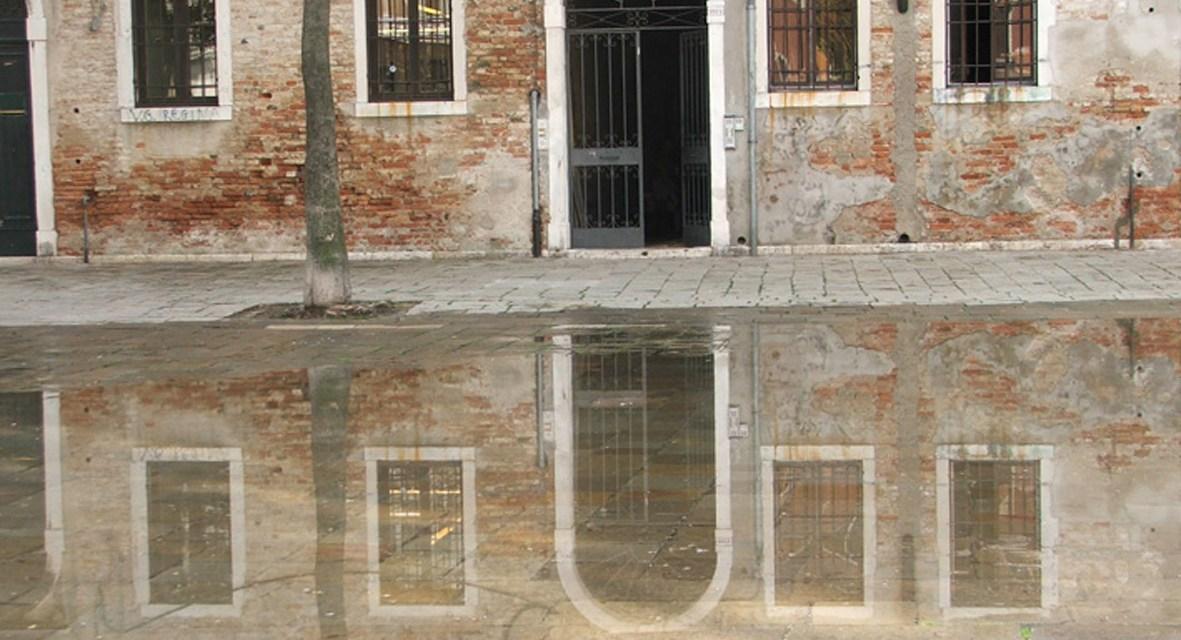Veneza, a cidade dos amantes, é cenário de filme.