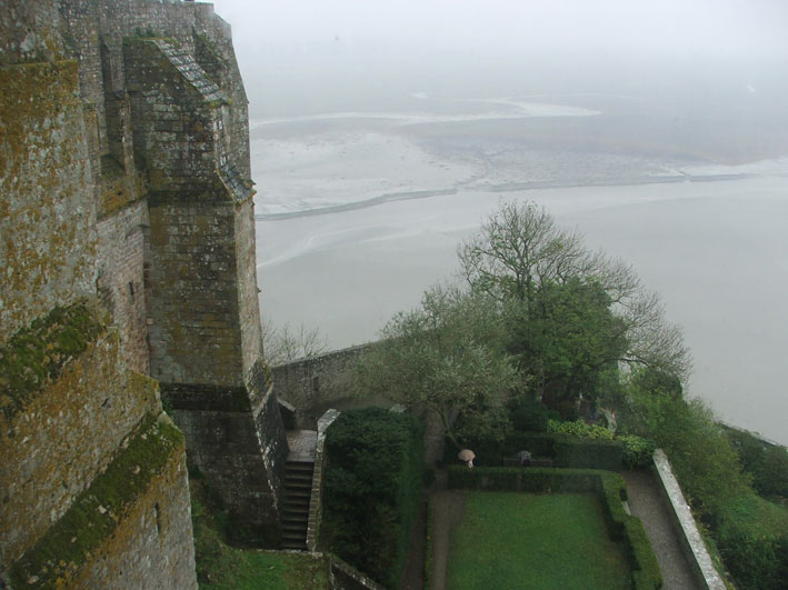 Mont Saint Michel vista2