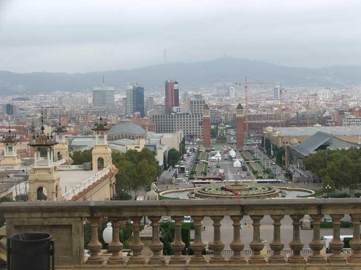 Barcelona-Montjuik