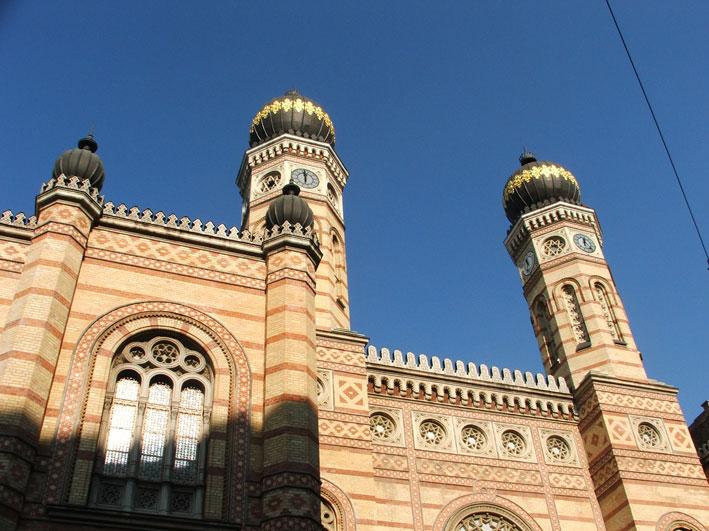 Budapeste-Sinagoga