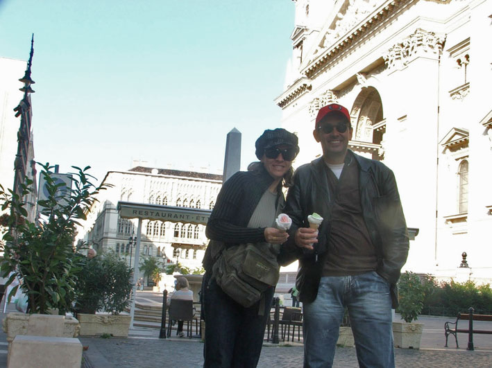 Budapeste-sorvete