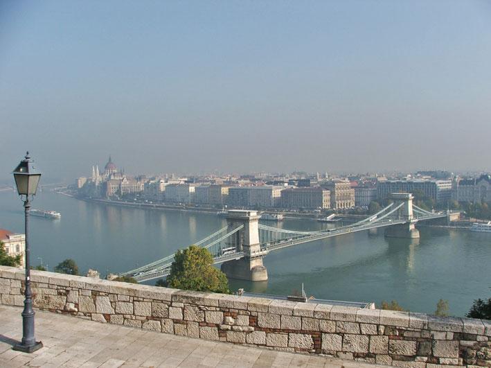 Budapeste-vista-danubio