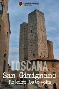San Gimignano em 1 dia