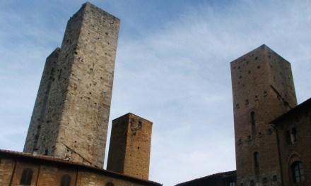 Algumas horas em San Gimignano na Toscana