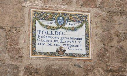 Bate-volta de Madrid a Toledo