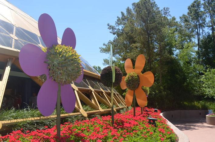 Epcot-Flower-and-Garden-Festival-entrada