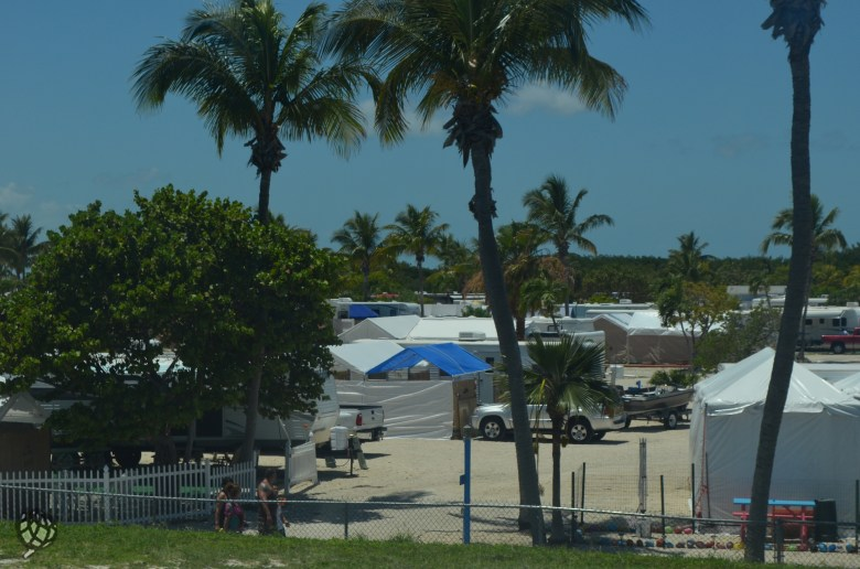 Key West camping