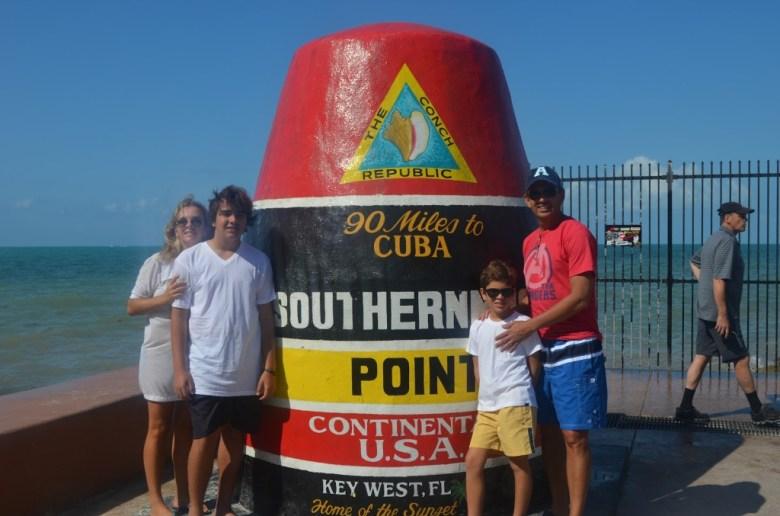 Key West monumento