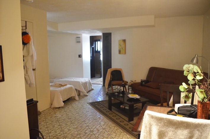 apartamento em New York sala2