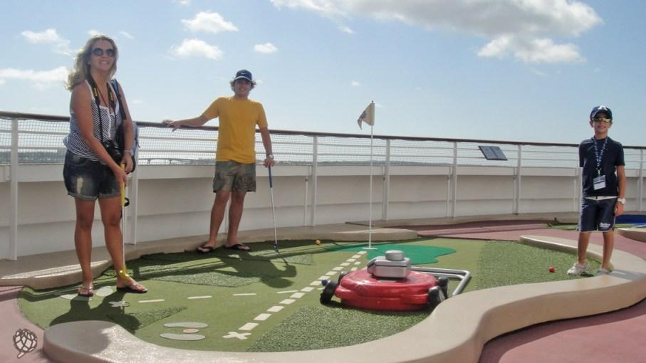 golfe navio