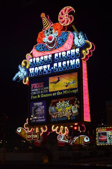 Circus-Circus-toten