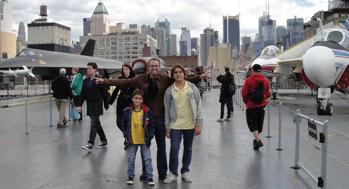 Intrepid Sea Museum em New York