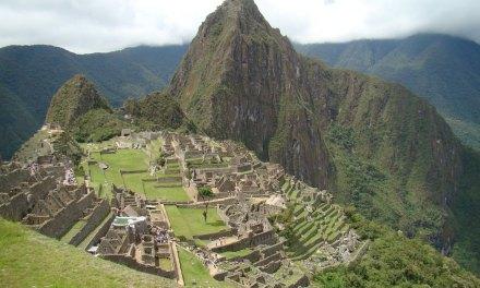 Machu Picchu: a cidade sagrada dos Incas