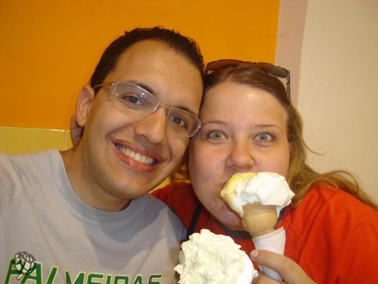 Ana Viana sorvete